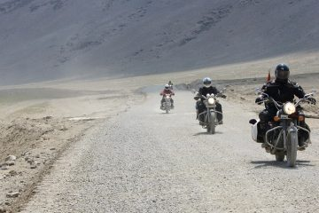 Delhi to leh bike trip